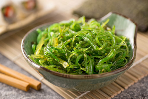 Do Your Teeth Get Benefits from You Eating Seaweed?